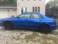 Picture of 2004 Subaru Impreza WRX Base, exterior, gallery_worthy