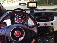 Picture of 2014 FIAT 500e Base, interior, gallery_worthy