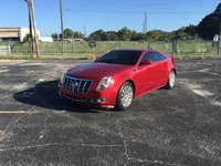 2012 Cadillac CTS Coupe Picture Gallery