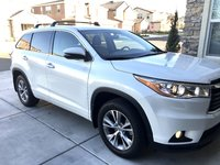 Picture of 2014 Toyota Highlander LE, exterior, gallery_worthy