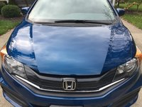 Picture of 2014 Honda Civic Coupe EX, exterior, gallery_worthy