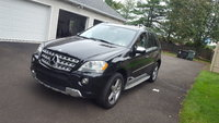 Picture of 2009 Mercedes-Benz M-Class ML 550, exterior, gallery_worthy