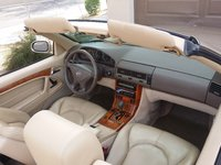 Picture of 2000 Mercedes-Benz SL-Class SL 500, interior, gallery_worthy