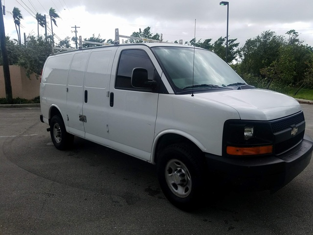 2008 Chevrolet Express Cargo User Reviews Cargurus