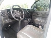 Picture of 2008 Chevrolet Express Cargo 3500 RWD, interior, gallery_worthy