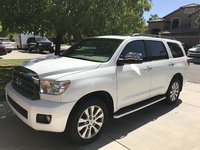 Picture of 2014 Toyota Sequoia Limited FFV 4WD, exterior, gallery_worthy