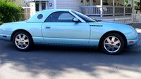 Picture of 2002 Ford Thunderbird Base Convertible, exterior, gallery_worthy