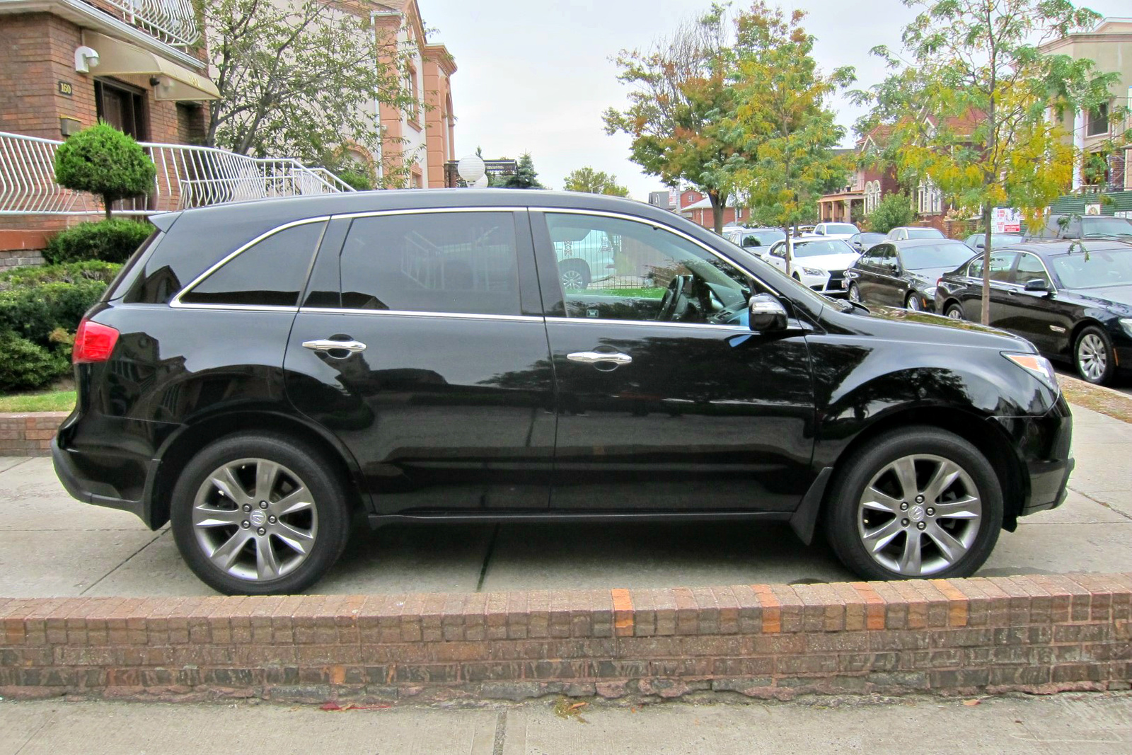 Acura MDX Overview CarGurus - Best tires for acura mdx