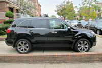 Picture of 2011 Acura MDX SH-AWD with Technology and Entertainment Package, exterior, gallery_worthy
