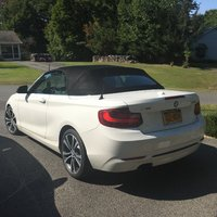 Picture of 2015 BMW 2 Series 228i xDrive Convertible, exterior, gallery_worthy