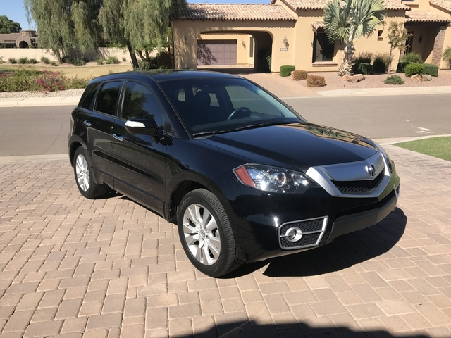 Picture of 2012 Acura RDX FWD with Technology Package
