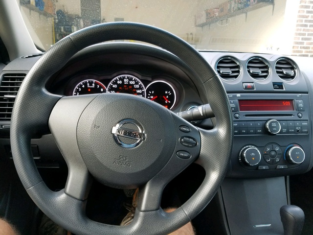 2004 Nissan Altima 2.5 S >> 2011 Nissan Altima - Interior Pictures - CarGurus