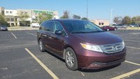 Picture of 2013 Honda Odyssey EX-L w/ DVD, exterior, gallery_worthy