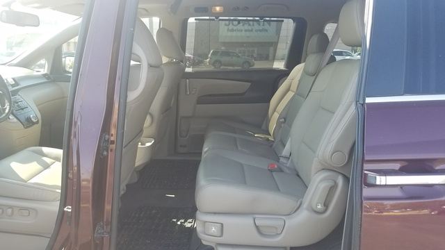 Picture of 2013 Honda Odyssey EX-L FWD with DVD, interior, gallery_worthy