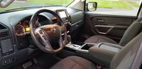 Picture of 2015 Nissan Titan SV Crew Cab 4WD, interior, gallery_worthy
