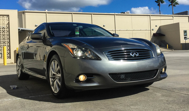 Picture of 2011 INFINITI G37 Journey Coupe
