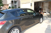 Picture of 2012 Mazda MAZDA3 i Touring Hatchback, exterior, gallery_worthy