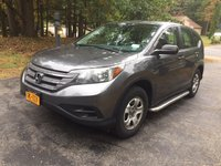 Picture of 2013 Honda CR-V LX AWD, exterior, gallery_worthy