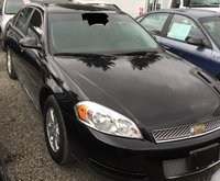 2014 Chevrolet Impala Limited Overview