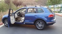 Picture of 2016 Volkswagen Touareg VR6 Lux, exterior, gallery_worthy