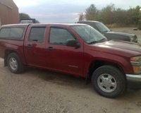 Picture of 2005 Chevrolet Colorado 4 Dr ZQ8 LS Crew Cab SB, exterior, gallery_worthy