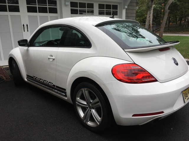 Picture of 2012 Volkswagen Beetle Turbo PZEV