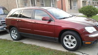 Picture of 2007 Chrysler Pacifica Limited, exterior, gallery_worthy