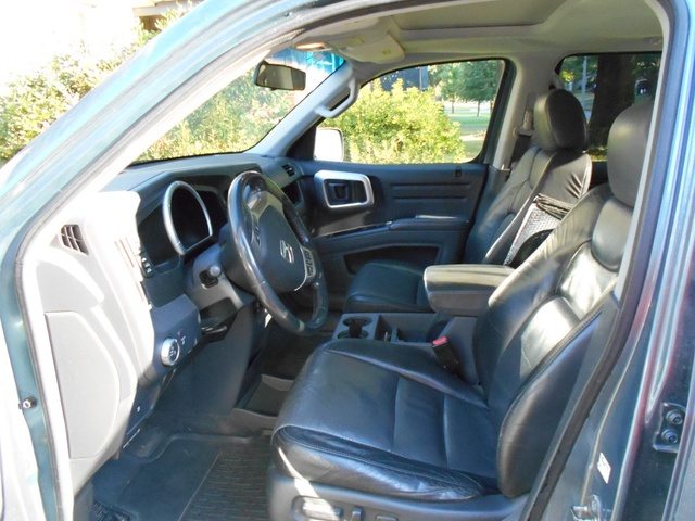Good Picture Of 2006 Honda Ridgeline RTL W/ Moonroof, XM And Navi, Interior,