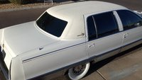 Picture of 1995 Cadillac Fleetwood Base Sedan, exterior, gallery_worthy