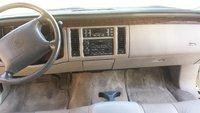 Picture of 1995 Cadillac Fleetwood Base Sedan, interior, gallery_worthy