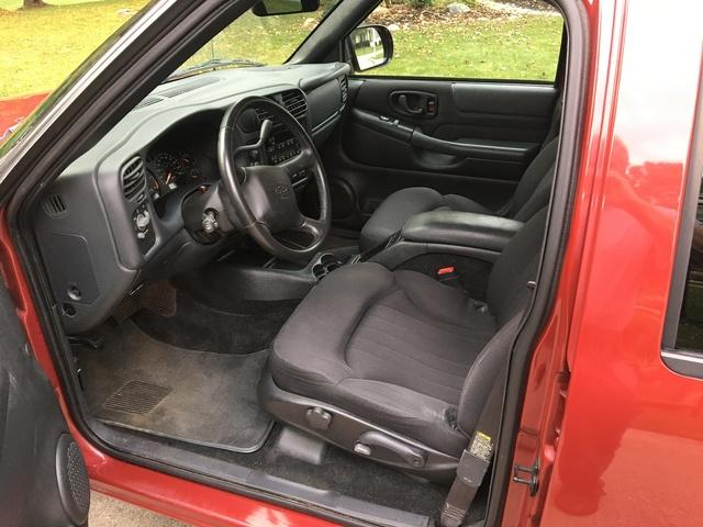 2003 chevrolet blazer interior pictures cargurus 2003 chevrolet blazer interior