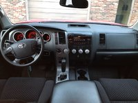 Picture of 2012 Toyota Tundra SR5 Double Cab 5.7L 4WD, interior, gallery_worthy