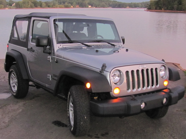 Picture of 2013 Jeep Wrangler Sport