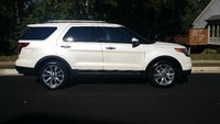 Picture of 2011 Ford Explorer XLT, exterior, gallery_worthy