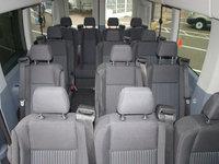 Picture of 2017 Ford Transit Passenger 350 XLT HD 3dr LWB High Roof DRW Extended Passenger Van w/Sliding Passenger Side Door, interior, gallery_worthy