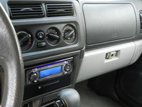 Picture Of 2001 Mitsubishi Montero Sport XLS 4WD, Interior, Gallery_worthy