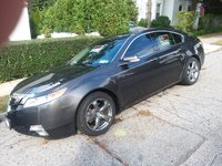 2011 Acura TL Overview