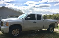 Picture of 2011 Chevrolet Silverado 1500 LT Ext. Cab 4WD, exterior, gallery_worthy