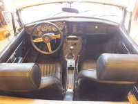 Picture of 1974 MG MGB Roadster, interior, gallery_worthy