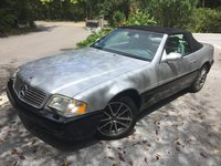 Picture of 2000 Mercedes-Benz SL-Class SL 500, exterior, gallery_worthy