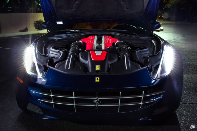 Picture of 2015 Ferrari FF GT AWD, engine, gallery_worthy