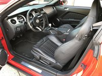 Picture of 2012 Ford Shelby GT500 Coupe, interior, gallery_worthy