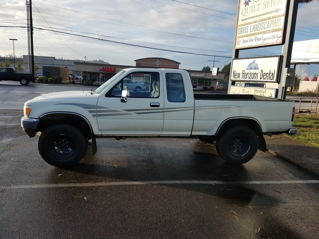 Picture of 1991 Toyota Pickup 2 Dr SR5 4WD Extended Cab SB