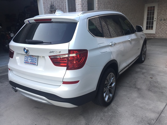 Picture of 2017 BMW X3 xDrive28i AWD