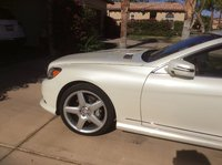Picture of 2014 Mercedes-Benz CL-Class CL 550 4MATIC, exterior, gallery_worthy