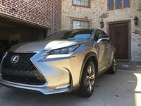 Picture of 2016 Lexus NX 200t F Sport FWD, exterior, gallery_worthy
