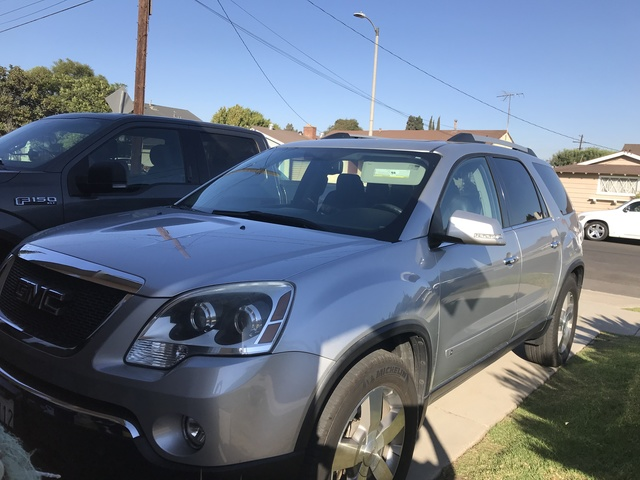 Picture of 2010 GMC Acadia SLT1
