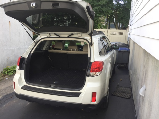 Picture of 2012 Subaru Outback 3.6R Premium
