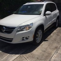 Picture of 2011 Volkswagen Tiguan SE w/ Sunroof and Navigation, exterior, gallery_worthy