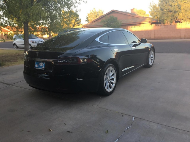 Picture of 2017 Tesla Model S 75